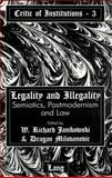 Legality and Illegality 9780820425122