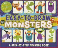 Easy-To-Draw Monsters, Mattia Cerato, Jannie Ho, 1479555126