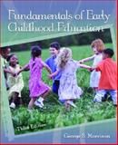 Fundamentals of Early Childhood Education, Morrison, George S., 0130975125