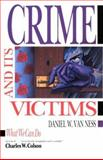 Crime and Its Victims, Daniel W. Van Ness, 0877845123