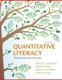 Quantitative Literacy 2nd Edition