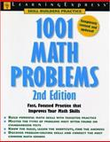 1001 Math Problems, LearningExpress Editors, 1576855120
