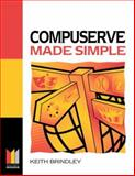 Compuserve Made Simple, Brindley, 0750635126