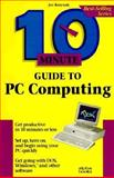 Ten Minute Guide to PC Computing, Kraynak, Joe, 1567615120