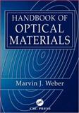 Handbook of Optical Materials, Weber, Marvin J., 0849335124
