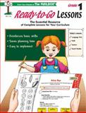 Ready-to-Go Lessons, , 1562345125