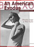American Exodus 9782858935130