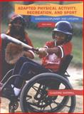 Adapted Physical Activity, Sherrill, Claudine, 0697295133