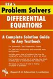 Differential Equations Problem Solver, Research and Education Association Editors and Arterburn, David R., 0878915133