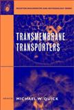 Transmembrane Transporters, , 0471065137