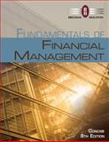 Fundamentals of Financial Management, Brigham, Eugene F. and Houston, Joel F., 1285065131