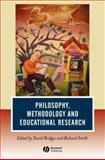 Philosophy, Methodology and Educational Research, , 1405145137