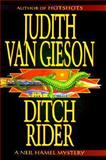 Ditch Rider, Judith Van Gieson, 0060175133