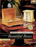 Simply Beautiful Boxes, Doug Stowe, 1558705147