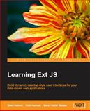 Learning Ext JS, Fredrick, Shea and Ramsay, Colin, 1847195148