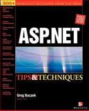 ASP.NET Tips and Techniques, Buczek, Greg, 0072225149