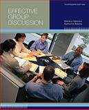 Effective Group Discussion : Theory and Practice, Galanes, Gloria and Adams, Katherine, 007338514X