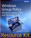 Windows Group Policy : Windows Server 2008 and Windows Vista, Melber, Derek, 073562514X