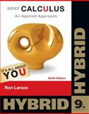 Calculus : An Applied Approach, Hybrid, Larson, Ron, 1133365140