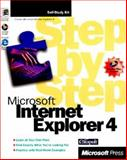 Microsoft Internet Explorer 4 Step by Step : Learn at Your Own Pace Find Exactly What You're Looking For, Catapult, Inc. Staff, 1572315148