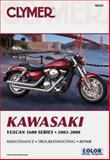 Kawasaki Vulcan 1600 Series 2003-2008, Clymer Publications Staff, 1599695146
