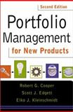 Portfolio Management for New Products 2nd Edition