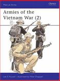 Armies of the Vietnam War (2), Lee E. Russell, 0850455146