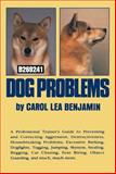 Dog Problems, Carol Lea Benjamin, 0876055145