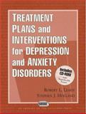 Treatment Plans and Interventions for Depression and Anxiety Disorders, Leahy, Robert L. and Holland, Stephen J., 1572305142