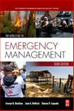 Introduction to Emergency Management, Haddow, George D. and Bullock, Jane A., 075068514X