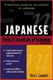 Japanese Verbs and Essentials of Grammar, Rita Lampkin, 007143514X