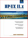 HP-UX 11.x System Administration Handbook and Toolkit, Poniatowski, Marty, 0130125148