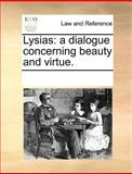 Lysias, See Notes Multiple Contributors, 1170315143