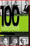 100 Canadian Heroines, Merna Forster, 1550025147