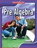Pre-Algebra, Student Edition, McGraw-Hill Staff, 0078885159