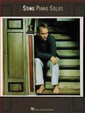 Sting Piano Solos, Sting, 0634025155