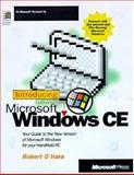 Introducing Microsoft Windows CE, Robert O'Hara, 1572315156