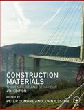 Construction Materials : Their Nature and Behaviour, Domone, Peter and Illston, J. M., 041546515X