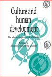 Culture and Human Development : The Selected Papers of John Whiting, John Whiting, 0521435153