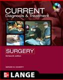 Current Diagnosis and Treatment Surgery, Doherty, Gerard M., 0071635157