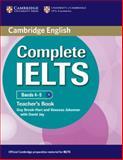 Complete IELTS Bands 4-5 Teacher's Book, Guy Brook-Hart and Vanessa Jakeman, 0521185157