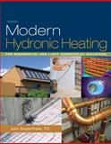 Modern Hydronic Heating : For Residential and Light Commercial Buildings, Siegenthaler, John, 1428335153