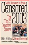 Censored 2003, Peter Phillips, Project Censored, 1583225153