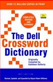 The Dell Crossword Dictionary, Wayne Robert Williams, 0385315155