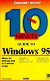 10 Minute Guide to Windows 95, Reisner, Trudi, 1567615155