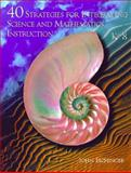 40 Strategies for Integrating Science and Mathematics Instruction, Eichinger, John, 0130225169