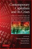 Contemporary Capitalism and Its Crises : Social Structure of Accumulation Theory for the 21st Century, , 0521515165