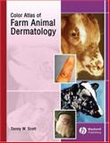 Color Atlas of Farm Animal Dermatology, Scott, Danny W., 0813805163