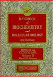Handbook of Biochemistry : Section D: Physical and Chemical Data, Fasman, Gerald D., 0849305160