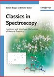 Classics in Spectroscopy, Stefan Berger and Dieter Sicker, 3527325166